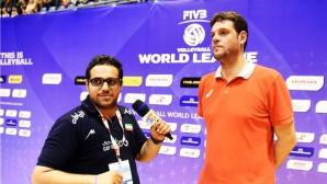 Пламен Константинов: Не съм доволен, трябва да играем по-добре