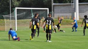 Ботев (Пловдив) започна ударно, Иван Стоянов с първи голове за тима