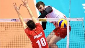 България не успя отново срещу Сърбия (ВИДЕО + ГАЛЕРИЯ)
