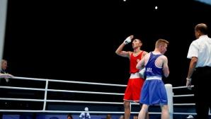 Иван Атанасов се класира за финала в категория до 60 килограма на Европейското