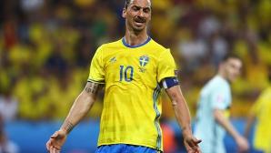 Рома изкушава Ибрахимович със 7 милиона евро на сезон