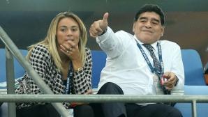 Марадона: Португалия е зависима от Кристиано