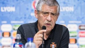 Фернандо Сантош: Португалия да купува съдии? Без коментар