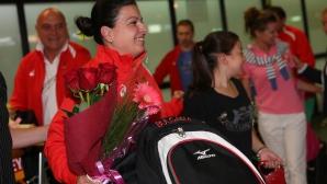Антоанета Бонева на финал на 25 метра пистолет