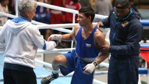 Даниел Асенов спечели олимпийската квалификация в Баку