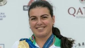 Антоанета Бонева спечели Световната купа в Баку