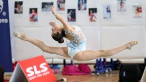 """Националният отбор по художествена гимнастика замина на лагер в """"Спортпалас"""""""