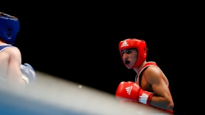 Иван Атанасов със злато от европейското по бокс за юноши