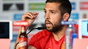 Алба: Надявам се да спечелим отново, но сега сме различен отбор