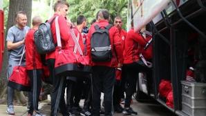 Голмайстор си стегна багажа и напусна лагера на ЦСКА