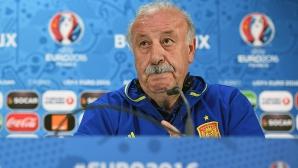 Висенте Дел Боске: Медиите опитват да развалят атмосферата в отбора