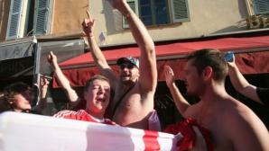 Тайсън Фюри купи 200 шота на фенове в Ница