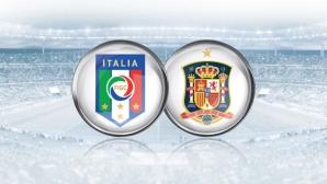 Италия търси мъст срещу еврошампиона