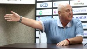 Венци Стефанов: Ясно е кой не иска силен ЦСКА