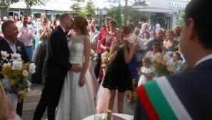 Таня и Иван вече са семейство