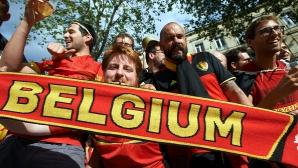 Белгийските фенове предизвикали земетресение заради победата срещу Унгария