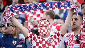 Включиха и хърватските фенове в списъка на заплахите за сигурността