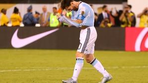 Президентът на Аржентина и Марадона молят Меси да остане