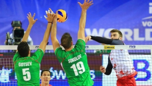 Цецо Соколов е №1 в Световната лига