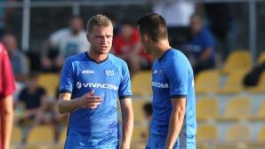 Левски и Дунав ще играят в сряда от 18:30 часа