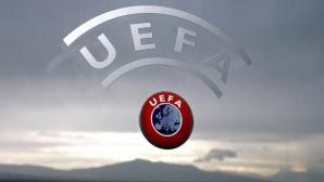 Словенец и холандец са първите двама кандидати за президент на УЕФА
