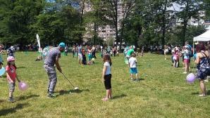 65 млади европейци обсъждат интеграцията чрез спорт в София