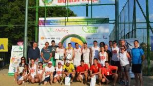 Netsle спечели волейболният турнир на Holiday Heroes за трети пореден път