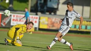 Мишо Александров блесна с два гола за Легия