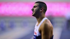 Адам Джемили се прицели в медал на 200 м от Рио