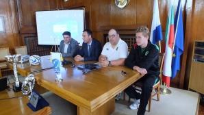 Националите по ръгби-7 в пълен състав за започващото Европейско в Бургас