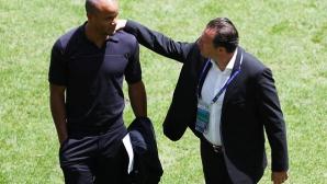 Компани: Англия е един от най-добрите отбори на Евро 2016, просто моментен психологически проблем ги изхвърли
