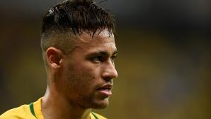 Неймар ще играе за Бразилия на олимпиадата в Рио