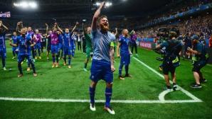 Исландците получиха спeциална пратка от родината