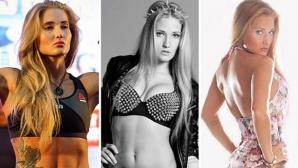 Красивата Анастасия Янкова от Bellator накара Хойс Грейси да се предаде (ВИДЕО)