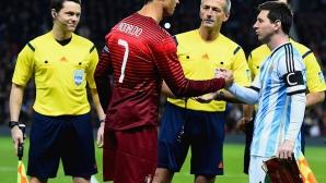 CR7 или Меси: кой е по-добър в международния футбол?