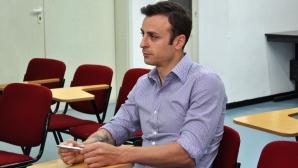 Димитър Бербатов взе диплома за бакалавър