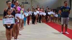 Кмет откри държавното по спортна акробатика