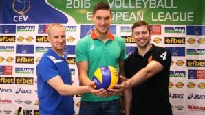 Велизар Чернокожев: Интересува ни единствено победата и първото място