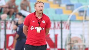 Треньорът на поляците: Това беше само първото полувреме