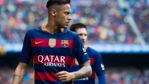 Неймар потвърди, че остава в Барселона
