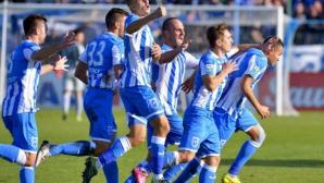 Христо Златински с гол при победа на Университатя в контрола