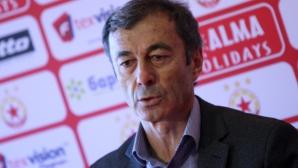 Пламен Марков: Ще изкупим успехите, за да може клубът да има всичко, което е печелил