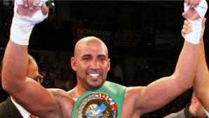 Допингиран боксьор ще се бие въпреки наказание