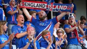 Десет хиляди исландци ще гледат на живо четвъртфинала с Франция