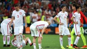 Поляците със смесени чувства след отпадането от Евро 2016