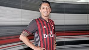 Лападула: С Милан е любов от пръв поглед