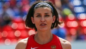 IAAF спря правата на Чичерова за положителна допинг проба от Пекин 2008