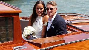 Сватбата на хубавата Ана и Швайни струвала 1 милион евро (ВИДЕО + ГАЛЕРИЯ)