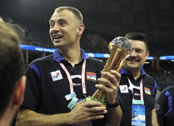 Никола Гърбич: Гордея се с моя отбор! Искам само да кажа благодаря