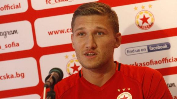 Преслав Йорданов: Дано да има силна подкрепа от феновете срещу Удинезе